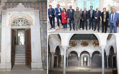 Ariana: Réaménagement du Palais Borj Baccouche pour le transformer en complexe culturel
