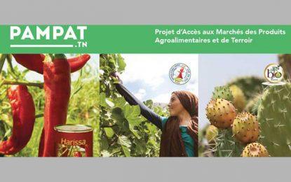 Agriculture-Produits de terroir: Le programme Pampat prendra fin en septembre 2019