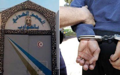 Kairouan : Arrestation d'un détenu évadé de la prison El-Houareb, le 2e encore recherché