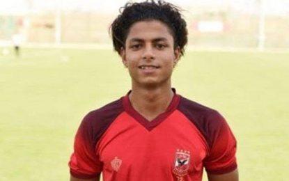 Al Ahly n'est pas contre le transfert de Salah Nasr à l'Etoile du Sahel