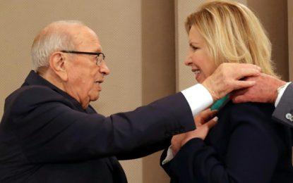 Nidaa Tounes : Salma Elloumi lâche le clan des Caïd Essebsi