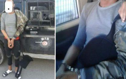 Sfax : Arrestation de «Chouerreb», objet de 7 mandats de recherche, y compris pour viol de mineure