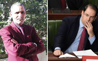 Tebbini à Chahed: Si vous signez l'accord Aleca, je vous ferais condamner à la fusillade sur la place publique !