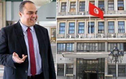 Excuse pire que l'erreur:  Soufiene Toubalaccuse le ministère de l'Intérieur «sur le coup de la colère» !