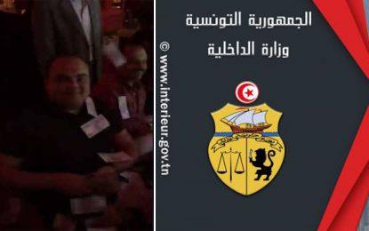 Vidéo de Toubal dans un cabaret: Le ministère de l'Intérieur refuse d'être mêlé aux querelles politiques
