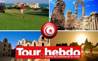 Tourisme : ''Tour hebdo'' confirme le retour en force de la destination Tunisie
