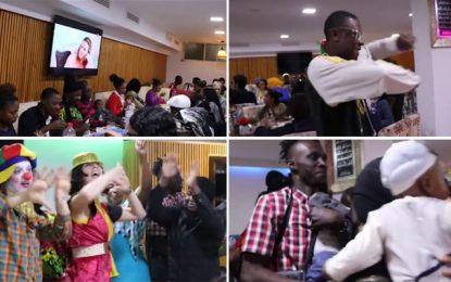 Raoued : Dîner d'iftar et soirée ramadanesque à l'honneur des Subsahariens vivant en Tunisie (vidéo)