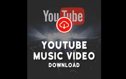 YouTube Music Vidéo Downloader, un convertisseur taillé sur mesure!