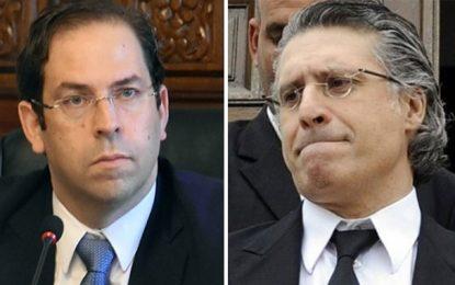 Intention de vote pour la présidentielle : Nabil Karoui talonne Youssef Chahed