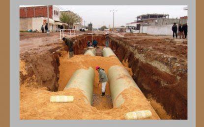 Tunisie: Lancement de l'assainissement de petites communes de moins de 10.000 habitants
