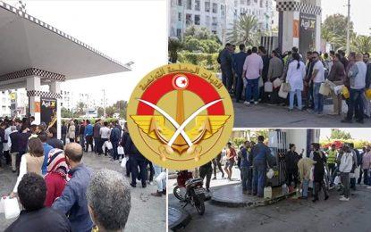 Grève des transporteurs de carburant : L'armée réquisitionnée pour approvisionner les stations services
