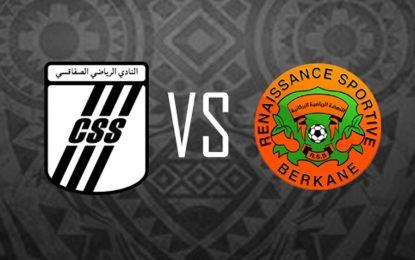 CSS-RSB Berkane en live streaming: Demi finale match retour