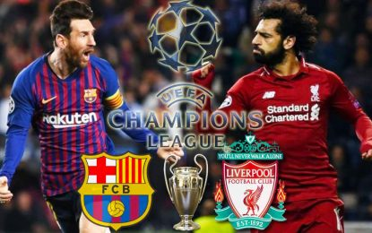 FC Barcelone-Liverpool en live streaming : Demi finale aller