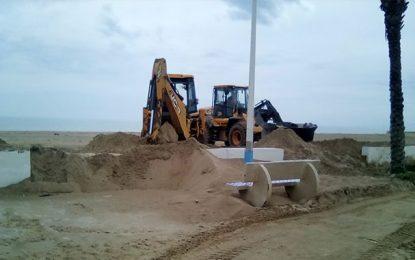 Tunisie: Préparation de la saison estivale à Raoued (Ariana)