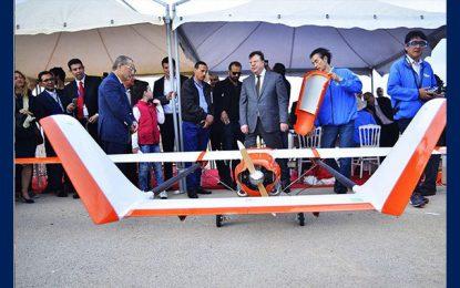 Bientôt à Sfax : Une société tuniso-japonaise de construction de drones