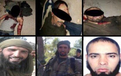 Parcours sanglant des 3 terroristes abattus hier dans l'opération de Sidi Ali Ben Aoun