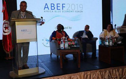 Forum africain de l'économie bleue  à Tunis : Faire face aux menaces climatiques et environnementales