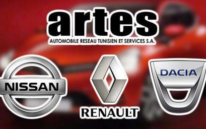 Artes annonce un résultat net en régression de -13,14% en 2019