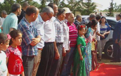 Kairouan : Tabla, zokra et tapis rouge pour Abir Moussi à El-Ala (Vidéo)
