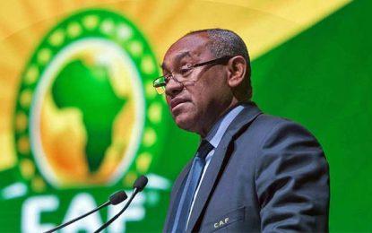 Après Hayatou, la corruption a désormais un nom à la CAF, Ahmed Ahmed