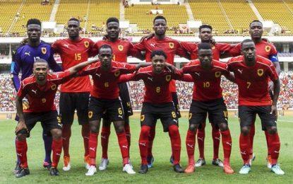 CAN 2019 : L'Angola, 1er adversaire de la Tunisie, veut revenir au premier plan