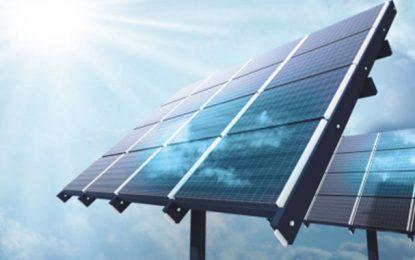 Energies renouvelables: Mise en service de la centrale électrique PV de Tozeur, fin juin 2019