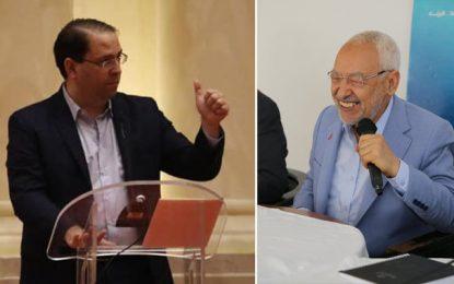 Tunisie : Ennahdha pourrait larguer Chahed s'il se présente à la présidentielle