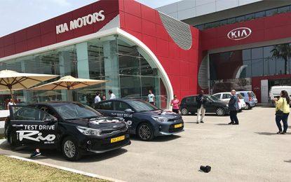 Journées test drive à City Cars : Kia Rio 4, une berline qui monte en gamme