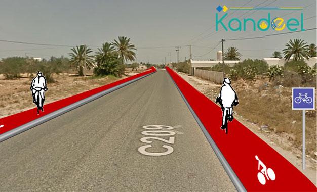 Mobilite Douce A Djerba Bientot Une Piste Cyclable De 120 Km