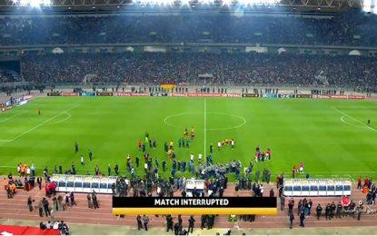 L'Espérance de Tunis remporte sa 4e Ligue des champions au terme d'un match très mouvementé