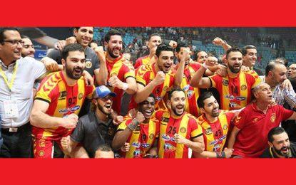 Super-coupe arabe de handball : Espérance-Al Gharafa le 22 septembre 2019 à Amman