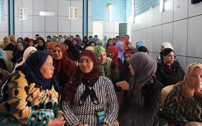 Projet communautaire pour l'accompagnement de 50 femmes rurales de Joumine