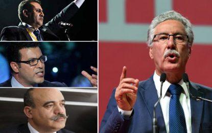 Hamma Hammami veut empêcher les députés démissionnaires du bloc Front populaire de garder le même nom