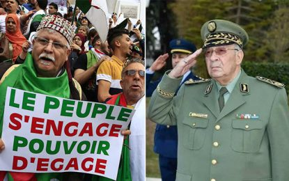 Algérie : Le général Gaïd Salah doit assumer le rôle que l'histoire lui confie