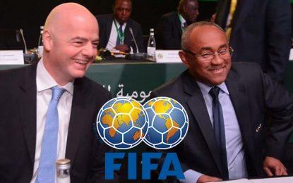 Affaire Ahmad Ahmad : La Fifa se dit déterminée à lutter contre la corruption