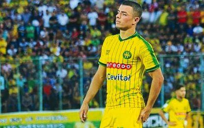 Football : L'Algérien Ilyes Chetti s'approche de l'Espérance de Tunis