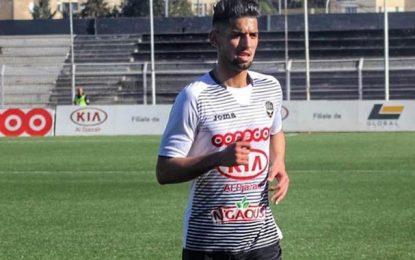 Le Club sfaxien s'assure les services de l'attaquant algérien Islam Bakir