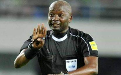 CAN 2019 : L'arbitre botswanais Joshua Bondo pour Tunisie-Mali