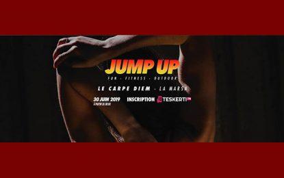 La Marsa : ''Jump UP!'', un événement de fitness outdoor Carpe Diem
