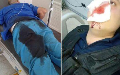 Hôpital Mahmoud El-Matri – Ariana : Un infirmier poignardé par un patient sous l'effet de l'alcool