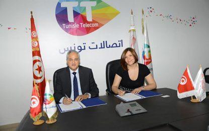 Partenariat : Confiance renouvelée entre Tunisair Express et Tunisie Telecom