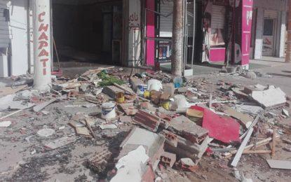 Explosion dans un fast-food à El-Mourouj : Il s'agit d'une fuite de gaz (photos)