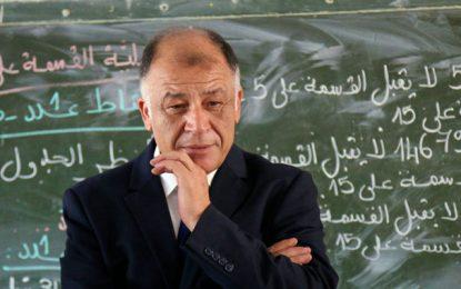 Neji Jalloul jette l'éponge et annonce «la fin du mektoub» avec Nidaa Tounes