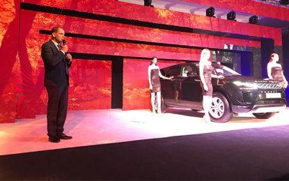 Automobile : Le Range Rover Evoque bientôt sur les routes tunisiennes