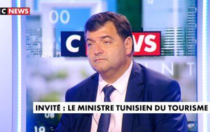 René Trabelsi aux Français, sur CNews: «Venez chez nous, nous vous attendons !» (Vidéo)