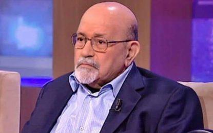 Décès de l'avocat et professeur de droit, Sassi Ben Halima