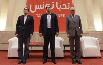Chahed élu président de Tahya Tounes : Le chef du gouvernement sort du bois