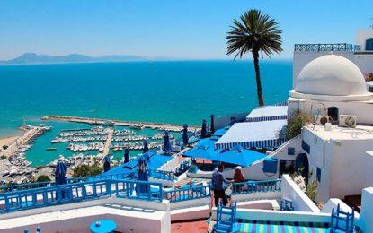 Sidi Bou Saïd, en tête du Top 10 des destinations émergentes, selon 'Skyscanner'