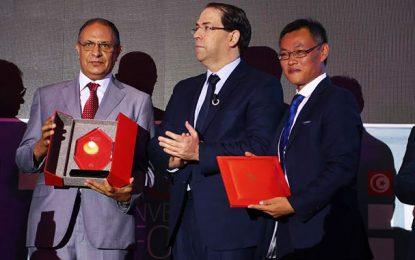 TIF 2019 : Huawei récompensée pour ses 20 ans d'existence en Tunisie