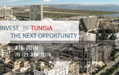 Tunisia Investment Forum (TIF 2019): Une série d'accords institutionnels, en attendant mieux